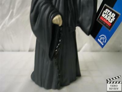 Emperor Palpatine Doll Star Wars Applause 9.5 inches tall NEW