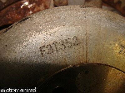 Yamaha Phazer 480 485 Snowmobile Electric Start Ring Gear Flywheel F3T379