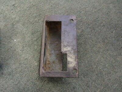 Unusual Door Latch & Keep 4