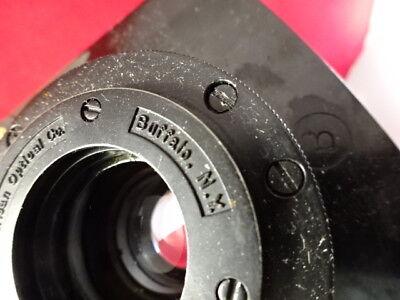 Spencer Ao Table Scène + Condenser Iris Microscope Pièce Américain Optiques 10