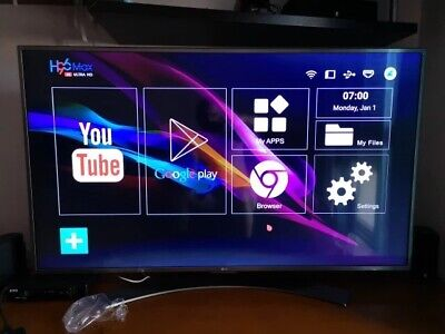 Smart TV Box H96 Max Android 9.0 4K 2Go/16Go - LIVRAISON RAPIDE ET GRATUITE 3