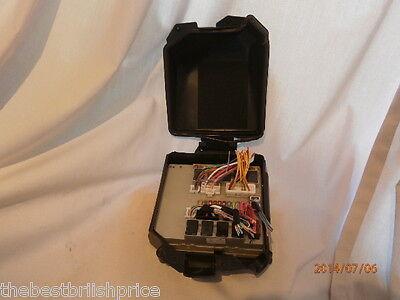 renault clio mk3 + modus 2005-2012 engine bay fuse box upc,virginised  356231a