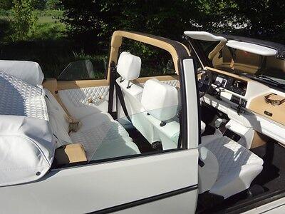 vw golf 1 cabrio innenausstattung echtes automobilleder. Black Bedroom Furniture Sets. Home Design Ideas