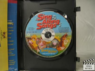 Sing Along Songs Home On The Range Dvd 2004 9 99