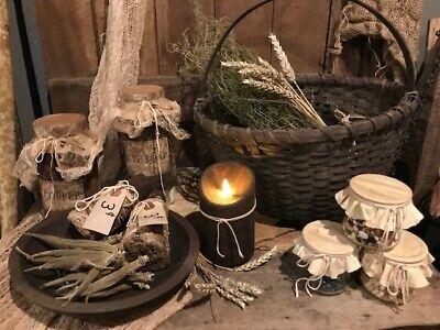 Primitive Country Snowman Cupboard Tuck Farmhouse Homestead CHRISTMAS Winter 12