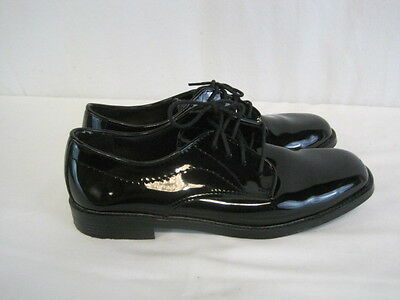 Joseph And Feiss International Shiny Black Dress Shoes Tuxedo Sz 5m