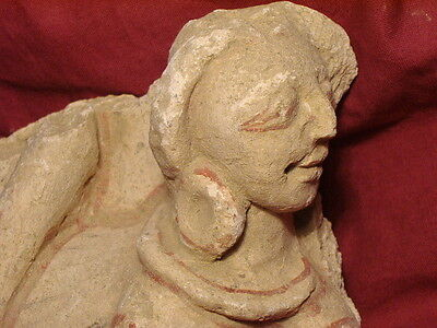 Ancient Stucco Figure Gandhara/Gandharan 200 AD No Reserve   #0611 4
