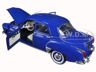 1959 Renault Fregate Capri Blue 118 Diecast Model Car By Norev