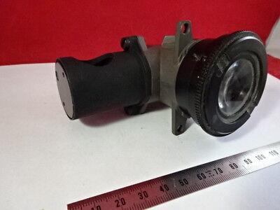 Leitz Wetzlar Allemagne Sm-Lux Miroir Illuminateur Microscope Pièce Tel Quel 5