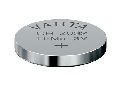 Original Varta CR2016 CR2025 CR2032 Batterien Knopfzellen Knopfzelle MHD 2026 4