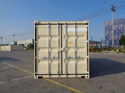 20' DC DUOCON (2x10') - 20' New / One Trip Container in Kansas City, KS, MO 7
