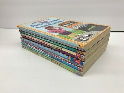 10 Pack Bundle Of Junie B Jones Home school Library Children's Chapter 5