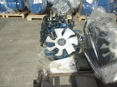KUBOTA D-1803 - Diesel Engine For Sale - D1803-Cr-E4D - Brand New Engines