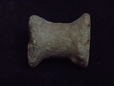 Ancient Teracotta 2 Sided Seal Indus Valley 2000 BC      #SG8697 5