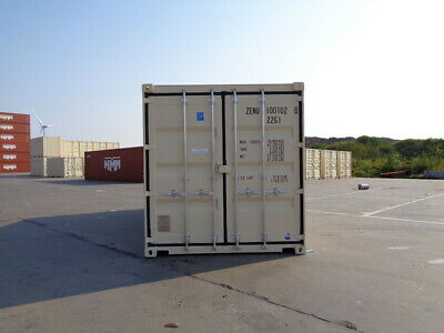 20' DC DUOCON (2x10') - 20' New / One Trip Container in Kansas City, KS, MO 8