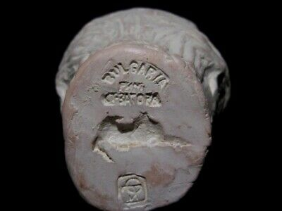 HELLENISTIC TERRACOTA HEAD OF A YOUNG PRINCE as GREEK GOD DIONYSIUS, REPLICA!!! 4