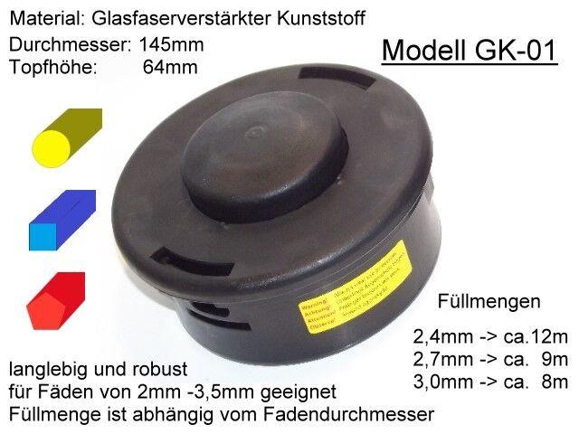 Fadenkopf passend für Husqvarna Freischneider Motorsense 325Lx  325 Lx