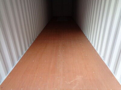 Double Door(DD) - 40' New / One Trip Shipping Container in Edmonton, AB, Canada 4