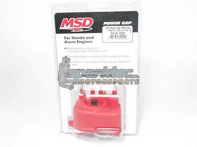 MSD 82923 Distributor Cap//Rotor Civic//Integra LS 92-00 Modified