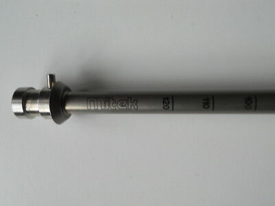 Surgical/Medical. Mitek 213710.Rigid Femoral Rod.10mm. Free UK P&P.