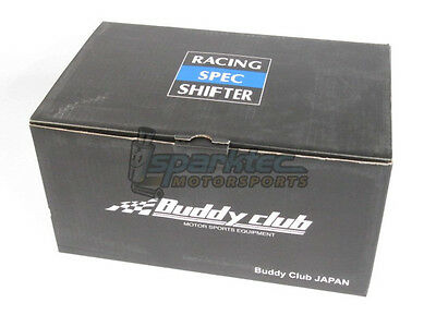 Buddy Club Racing Spec Adjustable Short Throw Shifter 02-06 Acura RSX Type-S DC5 2