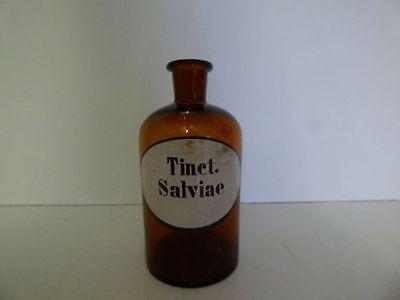 alte Apothekerflasche Apothekenflasche Glasflasche Flasche DEKO Shabby (5) 3