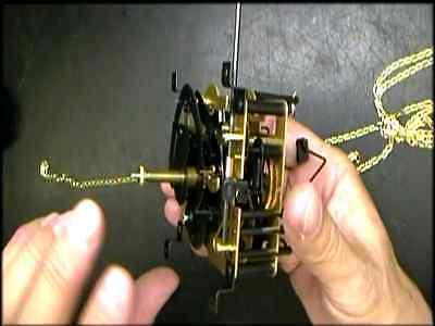Clock Repair DVD Video - Replace Cuckoo Clock Regula Movement Yourself 3