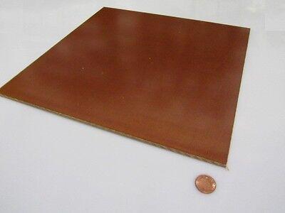 "Garolite Micarta Linen Phenolic LE Grade Sheet  .188/"" x 10.75/"" x 11.75/"" 1 Piece"