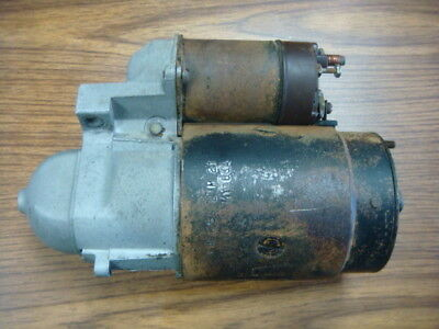 Gm Chevy Pontiac Car Truck Delco Remy Starter 1107259 Date Code 2 M 21 2