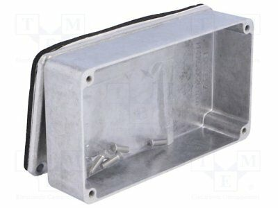 Alu Gehäuse 114X64x30mm Alu-Spritzguss-Gehäuse IP66 BS13 Metall Box Gainta