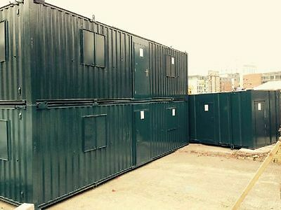32ft x 10ft Anti Vandal Office Container - Excellent Condition 3