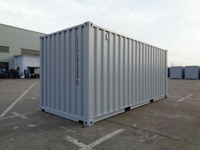 20' New Shipping Container / 20ft One Trip Shipping Container in Baltimore, MD 6