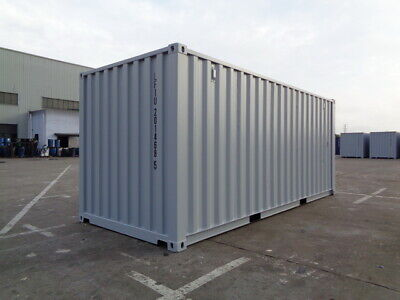 New Shipping Container / 20ft HC One Trip Shipping Container in Detroit, MI 8
