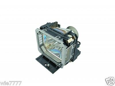 Replacement Lamp Assembly with Genuine Original OEM Bulb Inside for Canon RS-LP07 Projector Power by Ushio