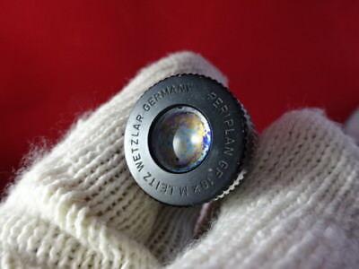 Pour Pièces Leitz Allemagne Oculaire Gf 10X M Microscope Pièce Optiques Tel Quel 3