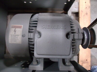 Barry Blower - Model 150VCRBICCW with Siemens 3 HP Motor 8