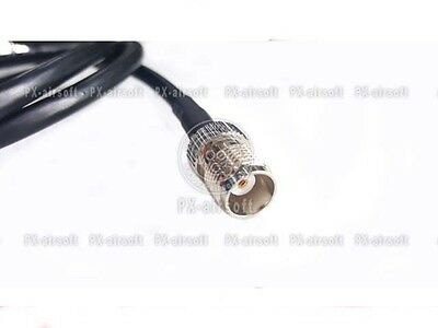 Antenna Extension Cable for Baofeng Radio(PRC-148 152 mbitr,devgru,Harris,thales 4