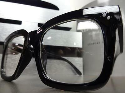ffc71aaf49 ... Men Women CLASSIC VINTAGE RETRO Style Clear Lens EYE GLASSES Thick  Fashion Frame 2