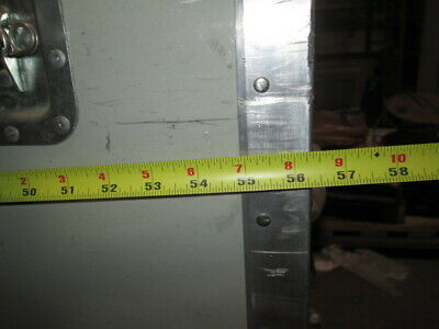 """trade show, road case, Shipping Container, 38 1/4"""" x 56 1/4"""" x 55"""" Used 5"""