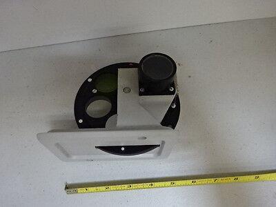 Microscope Pièce Reichert Polyvaer Leica Filtre Roue Optiques Tel Quel #V3-C-05 7