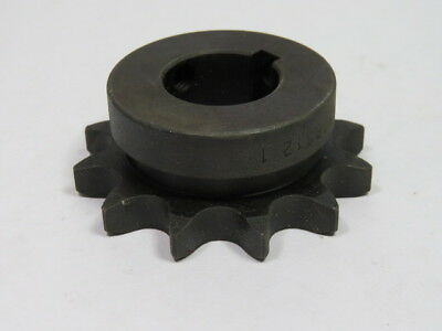 """50B13 SPROCKET   #50 CHAIN  13 TOOTH  1/"""" BORE  WITH KEY WAY"""