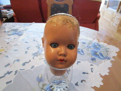 Puppe Puppenkopf von Armand Marseille Massepuppe gemarkt mit A M 500 3/6 v. 1945