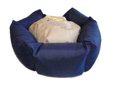 Disney Pampered Pluto Venus Katzenbett Hundebett Haustier-Bett Blau NEU! 3