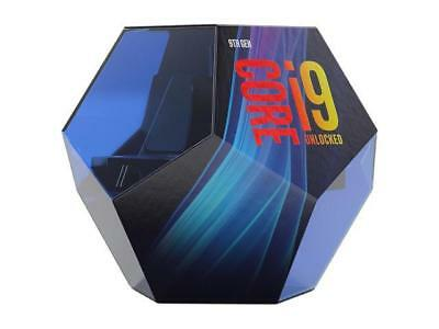 Intel Core i9-9900K Coffee Lake 8-Core, 16-Thread, 3.6 GHz (5.0 GHz Turbo) LGA 1