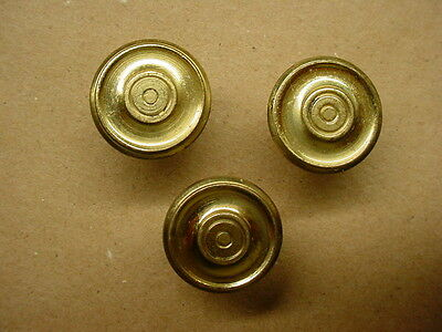 Brass Drawer Pulls Made in Italy  #101 3