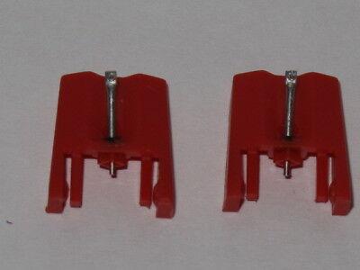 STYLUSES HIGH QUALITY x  2  /  SONY PSJ10, PSLX56,STY158,2000-Now,Parts Red 12