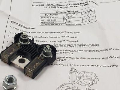 Genuine OEM Ford Circuit Breaker Fuse Block AE5Z-14526-BA