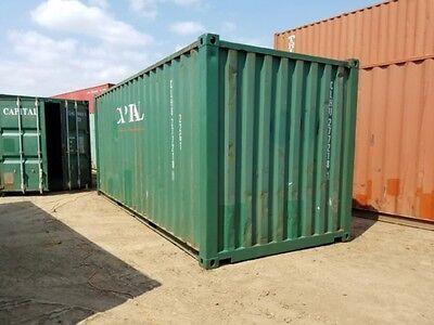 20 USED STD Shipping Storage Container San Antonio TX 2900