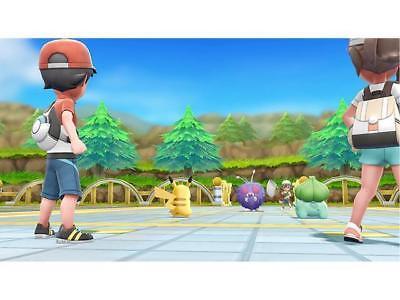 Pokemon Let's Go, Pikachu! - Nintendo Switch 8