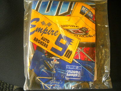#9m Marlon Jones 410 Sprint Car Racing T Shirt NEW Classic shirt Large